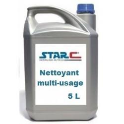 Nettoyant multi usage 5L   dégraissant polyvalent