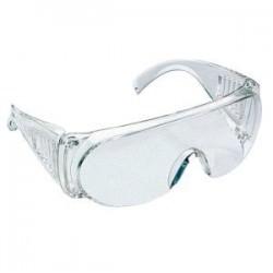Sur lunette de protection  Pour une protection optimale lors de lutilisation des produits concentrs