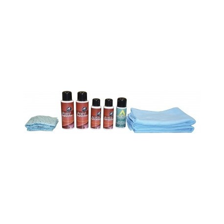 Kit protection XL A Glaze  protection carrosserie longue dure