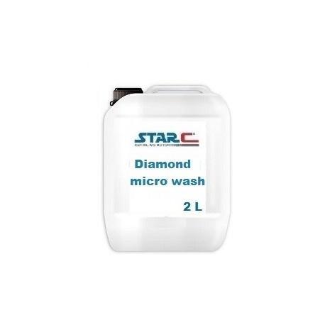 Diamond micro wash  L  pour le lavage des microfibres