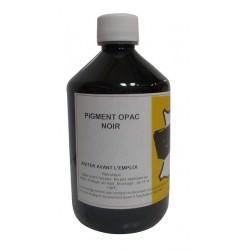Opac pigment  ml  pour la rénovation et la pigmentation des cuirs
