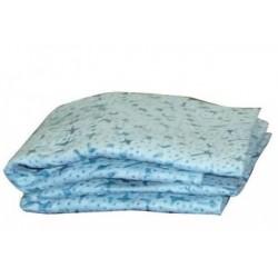 Chiffon bleu dapplication  sachet de  units   Pour appliquer le produit de protection longue dure AGlaze