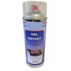 Teinture de base  Gel matant réf. 12179 - 400 ml en aérosol pour la réparation des tableaux de bord et des vinyles