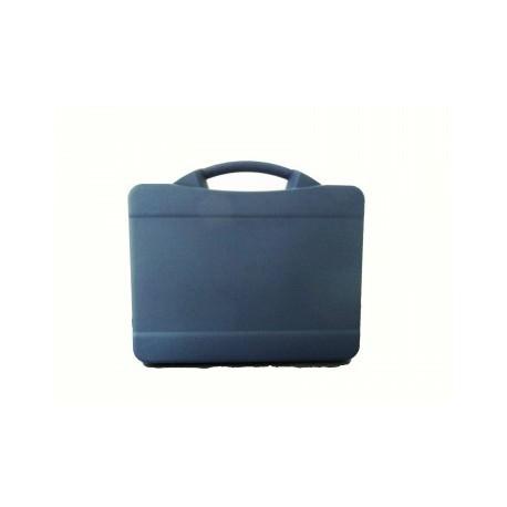 Mallette vide bleue de rangement  pour le rangement des produits STARC  ml destins  la revente