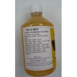 Fixatif mat - 500 ML