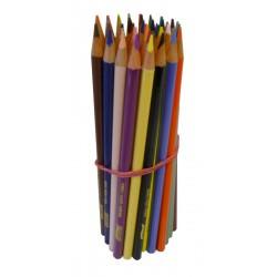 Crayons pour fibre - 6008