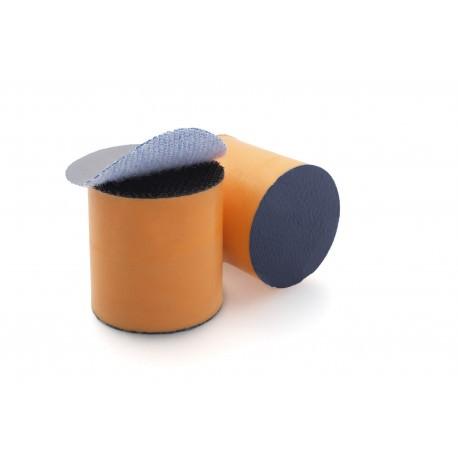 Cale de ponçage orange pour disques abrasifs   pour corriger les petits défauts sur la carrosserie