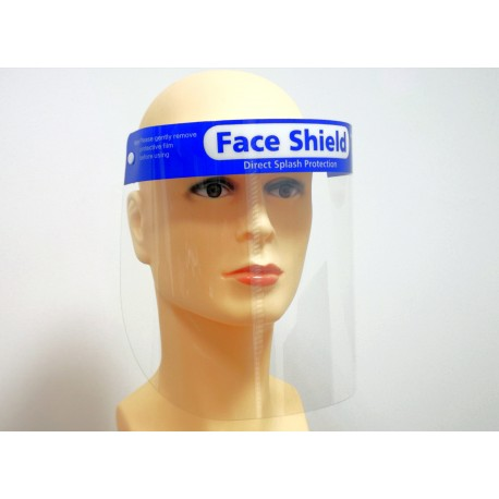 VISIERE PROTECTON : FACE SHIELD