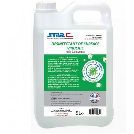 Désinfectant de surface - 5L