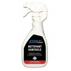 Nettoyant habitacle 500ml : nettoyant sièges auto