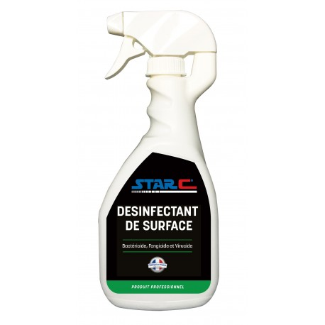 Désinfectant de surface - 500 ml