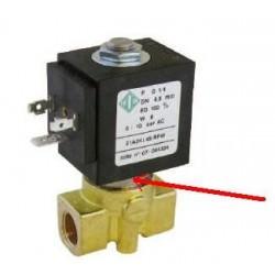 Electrovanne vap.230-50 : pièce d'usure de la machine vapeur