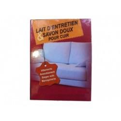 Coffret entretien cuir  pour le nettoyage et lentretien du cuir