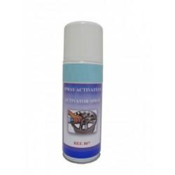 Spray activateur 200 ml réf : 807 : pour réparer et rénover les jantes abîmées