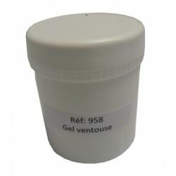 Pot de gel pour ventouse  ml rf   pour la rparation dimpacts sur parebrise
