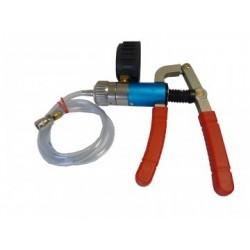 Kit pompe  pression  injecteur aluminium  pour la rparation dimpacts sur parebrise