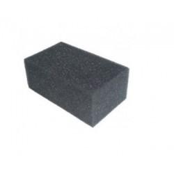 Eponge vinyle noire