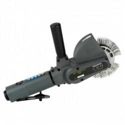 Brosseuse MBX livre avec une brosse  brosseuse pneumatique