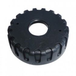 Couvercle avec trou universel pour rservoir pistolet pneumatique