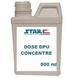 DPU dose concentr  ml  degraissant polyvalent auto