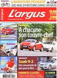 couverture article argus 2010