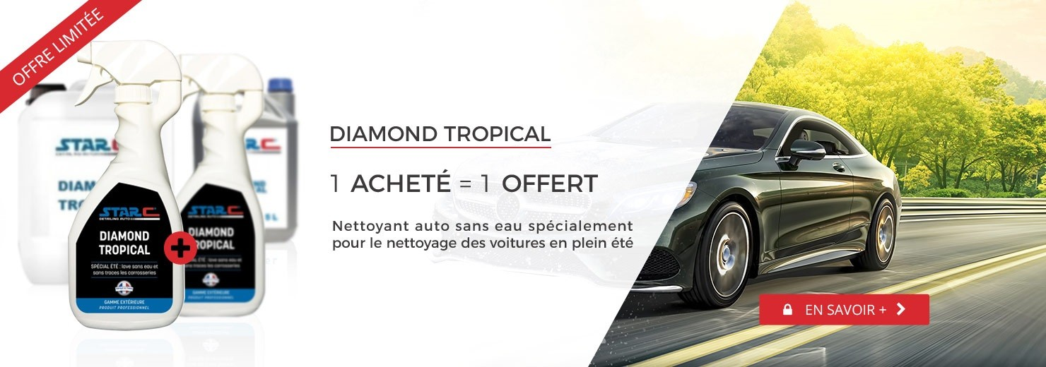 diamond tropical promotion été