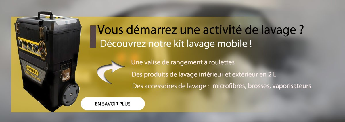 KIT LAVAGE AUTOMOBILE